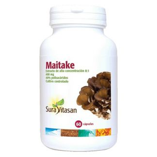 Maitake Sura Vitasan - 60 cápsulas