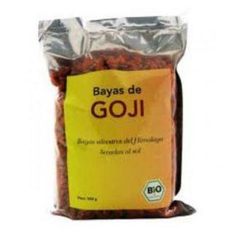 Bayas de Goji Bio Sonnemacht - 500 gramos