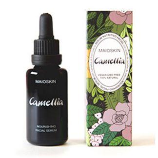 Sérum Facial Camellia (Aceite de Camelia) Maioskin - 30 ml.