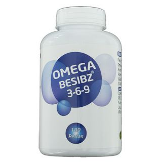 Omega-Besibz 3 6 9 - 180 perlas