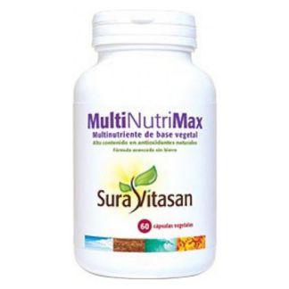 MultiNutriMax Sura Vitasan - 60 cápsulas