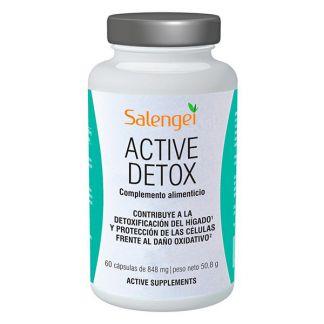 Active Detox Salengei - 60 cápsulas