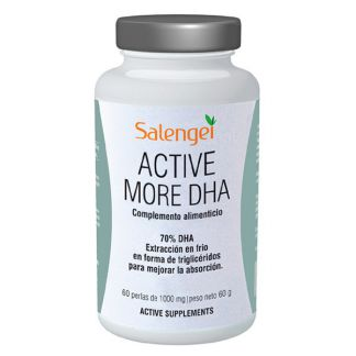 Active More DHA Salengei - 60 perlas