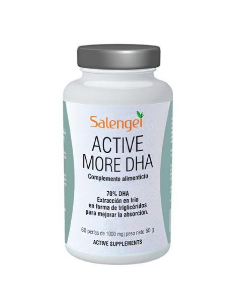 Active More DHA Salengei - 60 perlas