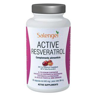 Active Resveratrol Salengei - 60 cápsulas