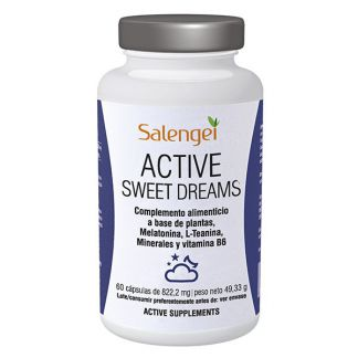 Active Sweet Dreams Salengei - 60 cápsulas