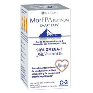 Morepa Platinum Minami Salengei - 60 perlas