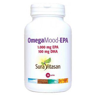 OmegaMood EPA Sura Vitasan - 30 perlas