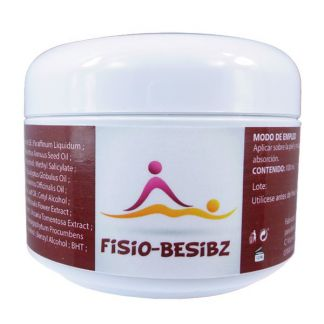Fisio-Besibz Crema - 100 ml.
