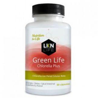 Green Life Chlorella LKN - 90 cápsulas