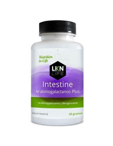 Intestine Arabinogalactanos Plus LKN - 60 gramos