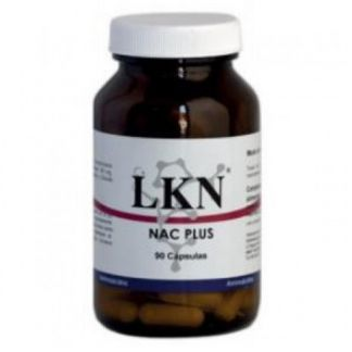NAC Plus LKN - 90 cápsulas