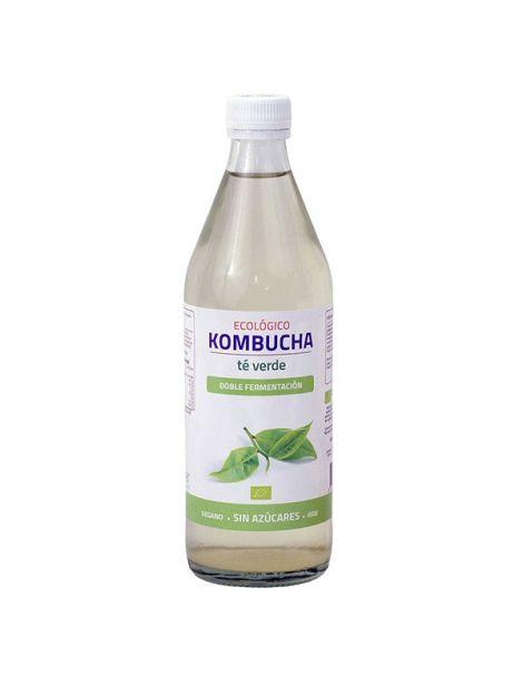 Bebida Kombucha Té Verde Eco Bioener - 500 ml.