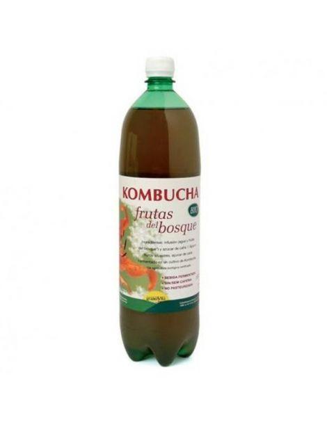 Bebida Kombucha Frutas del Bosque Eco Granovita - 1.5 litros