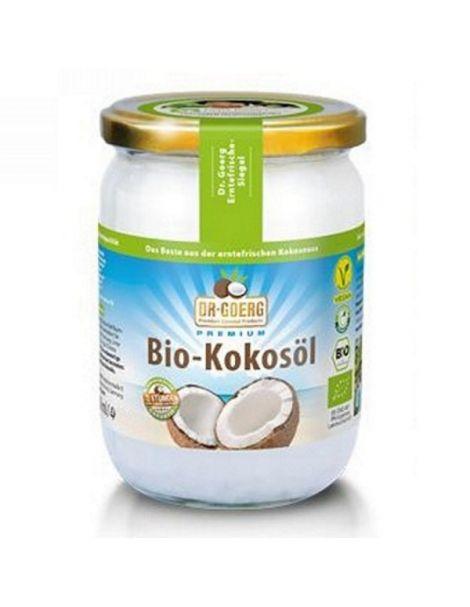 Aceite de Coco Bio Dr. Goerg - 200 ml.