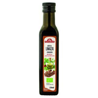 Aceite de Linaza Bio Natursoy - 250 ml.