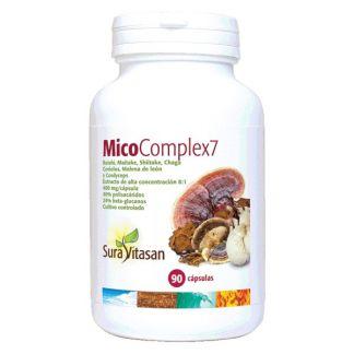 MicoComplex6 Sura Vitasan - 90 cápsulas