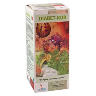 Diabet-Kur Lusodiete - 250 ml.