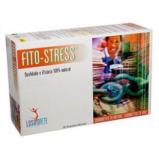 Fito-Stress Lusodiete - 30 ampollas