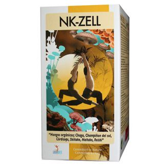 Nk-Zell Lusodiete - 100 cápsulas