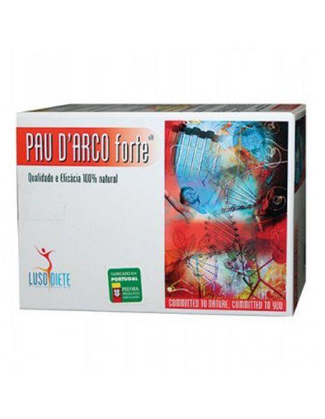 Pau d´Arco Forte Lusodiete - 100 cápsulas