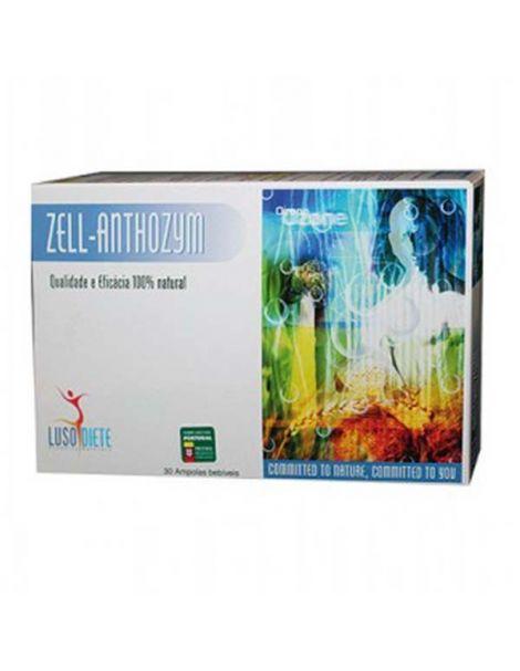 Zell-Anthozym Lusodiete - 30 ampollas