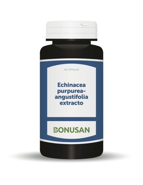 Echinácea Purpúrea - Agunstifolia Extracto Bonusan - 60 cápsulas