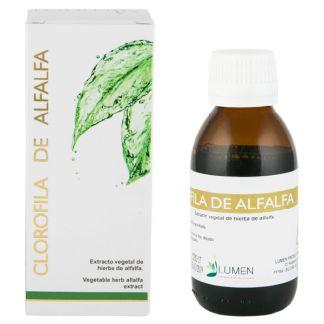 Clorofila de Alfalfa Lumen - 120 ml.