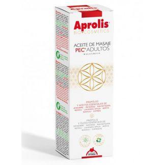 Aprolis Aceite de Masaje Pectoral Intersa - 100 ml.