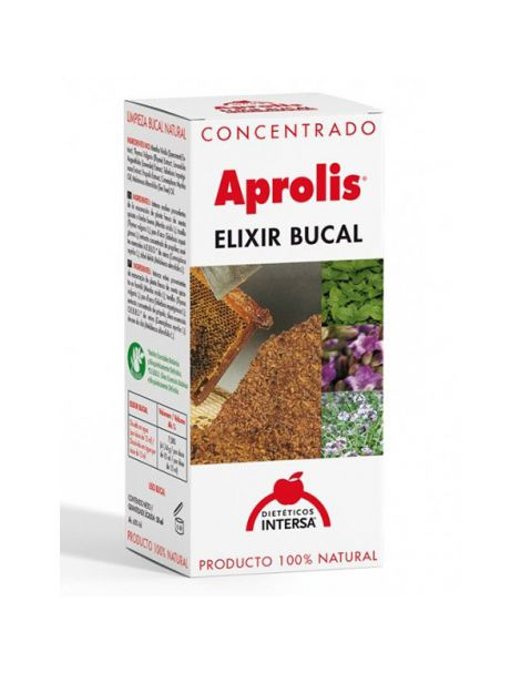 Aprolis Elixir Bucal Intersa - 50 ml.