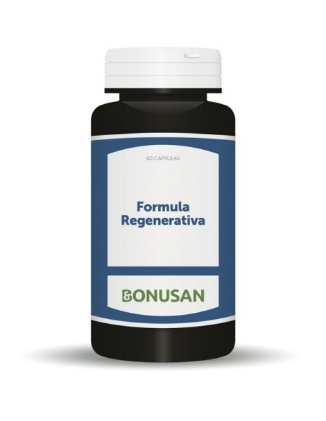 Fórmula Regenerativa Bonusan - 60 cápsulas