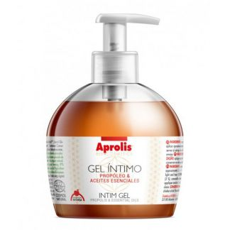 Aprolis Gel Íntimo al Propóleo Intersa - 200 ml.