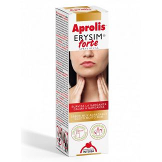 Aprolis Erysim Forte Spray Bucal Intersa - 20 ml.