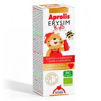 Aprolis Kids Erysim Spray Bucal Intersa - 20 ml.