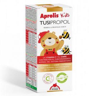 Aprolis Kids Tulsi-Propol Jarabe Intersa - 105 ml.