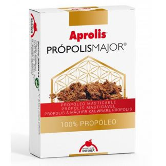 Aprolis Própolis Major Trozos Masticables Intersa - 10 gramos