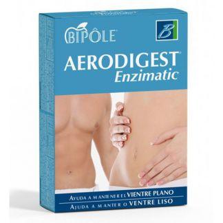 Bipole Aerodigest Enzimatic Intersa - 20 ampollas