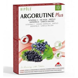 Bipole Argorutine Plus Intersa - 20 ampollas