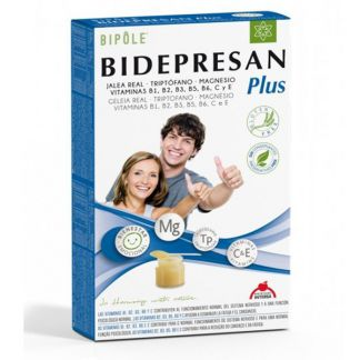 Bipole Bidepresan Plus Intersa - 20 ampollas