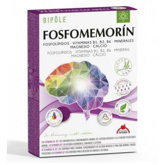 Bipole Fosfomemorín Intersa - 20 ampollas