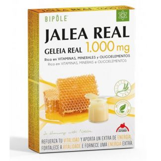 Bipole Jalea Real 1000 mg. Intersa - 20 ampollas