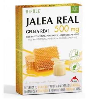 Bipole Jalea Real 500 mg. Intersa - 20 ampollas
