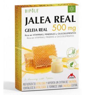 Bipole Jalea Real 500 mg. Intersa - 20 ampollas