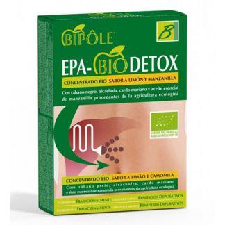 Bipole Epa-Biodetox Intersa - 20 ampollas