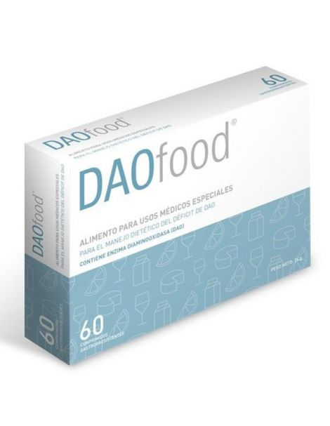DAO Food DR-Healthcare - 60 comprimidos