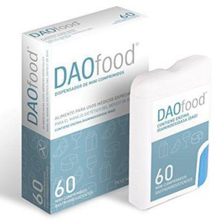 DAO Food Dispensador DR-Healthcare - 60 microcomprimidos
