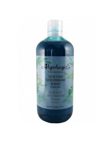 Gel de Algas para la Ducha Algologie - 500 ml.