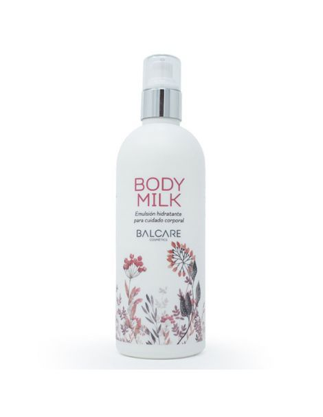Body Milk de Geranio Balcare - 400 ml.