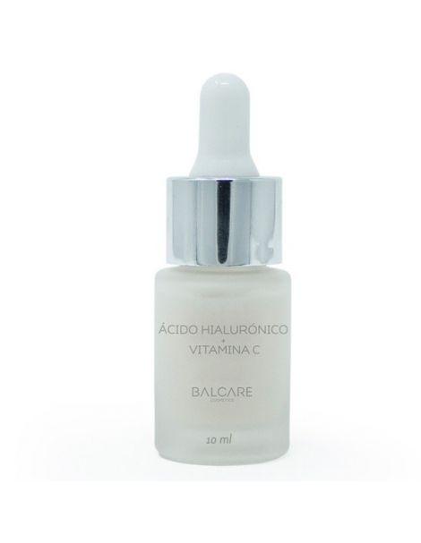 Ácido Hialurónico Puro + Vitamina C Balcare - 10 ml.