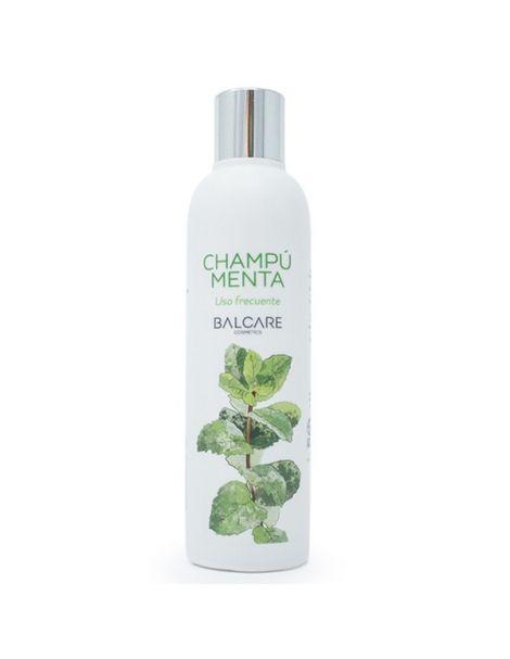 Champú de Menta Balcare - 250 ml.